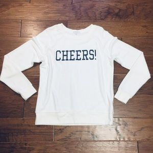 CHEERS Grayson Threads top sz M